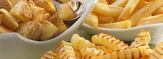 Sweet Potato Fries - Sea Salt | Alexia Foods | Alexia