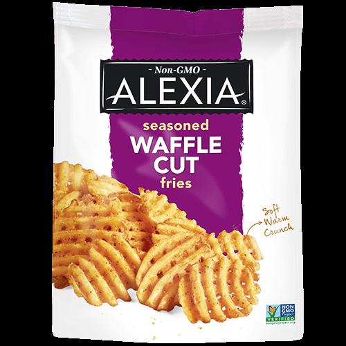 Seasoned Waffle Cut Fries