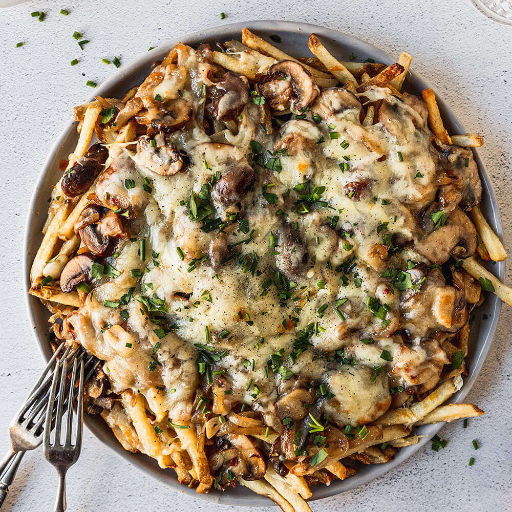 Loaded Truffle Fries